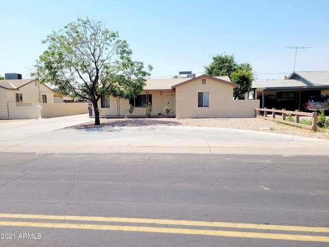471 W Erie Street, Chandler, AZ 85225 (MLS #6250938) :: Yost Realty Group at RE/MAX Casa Grande
