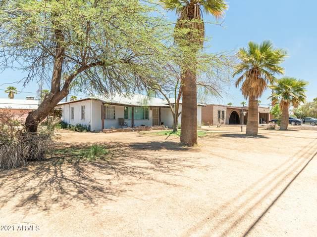 814 N Morrison Avenue, Casa Grande, AZ 85122 (MLS #6250940) :: CANAM Realty Group