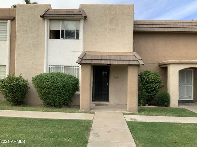 7126 N 19TH Avenue #189, Phoenix, AZ 85021 (MLS #6250943) :: Yost Realty Group at RE/MAX Casa Grande