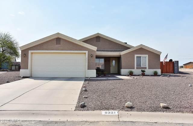 9321 W Hillcrest Place, Arizona City, AZ 85123 (MLS #6250944) :: Dave Fernandez Team | HomeSmart