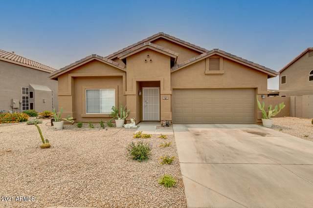 1085 E Rosebud Drive, San Tan Valley, AZ 85143 (MLS #6250951) :: Yost Realty Group at RE/MAX Casa Grande