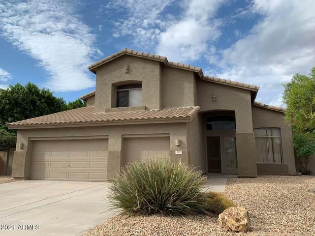 340 W Locust Drive, Chandler, AZ 85248 (MLS #6250968) :: Yost Realty Group at RE/MAX Casa Grande