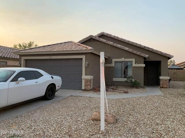 15814 W Jefferson Street W, Goodyear, AZ 85338 (MLS #6250972) :: Yost Realty Group at RE/MAX Casa Grande