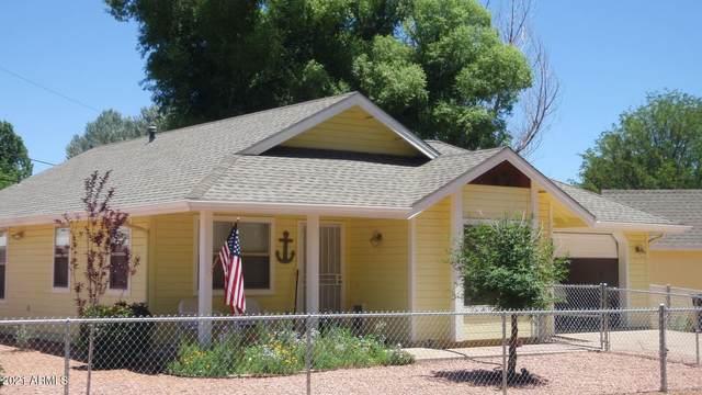 387 S Moonlight Drive, Payson, AZ 85541 (MLS #6250986) :: The Luna Team