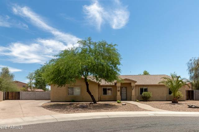 120 N Silverwood Drive, Casa Grande, AZ 85122 (MLS #6250987) :: The Luna Team