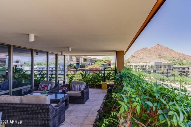 7161 E Rancho Vista Drive #6001, Scottsdale, AZ 85251 (MLS #6250995) :: The Garcia Group