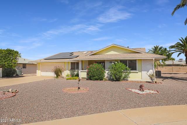 15608 N Cedarhurst Court, Sun City, AZ 85351 (MLS #6251001) :: Keller Williams Realty Phoenix