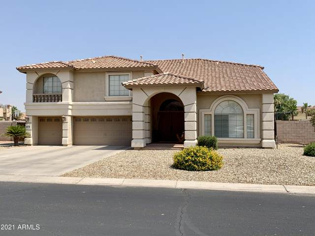 13614 W Colter Street, Litchfield Park, AZ 85340 (MLS #6251004) :: Yost Realty Group at RE/MAX Casa Grande