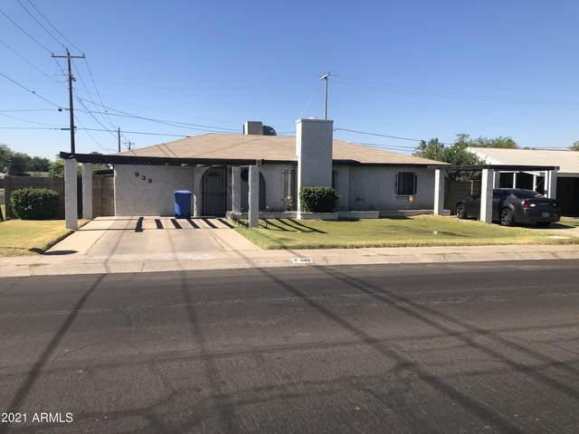 939 E Rose Lane, Phoenix, AZ 85014 (MLS #6251005) :: Yost Realty Group at RE/MAX Casa Grande