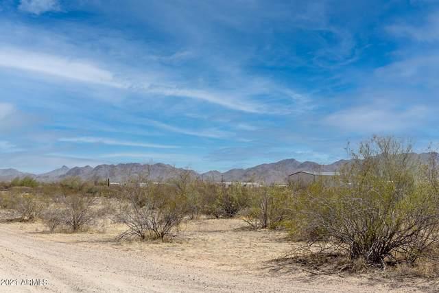 0 W Barnes Road, Maricopa, AZ 85139 (MLS #6251009) :: Executive Realty Advisors