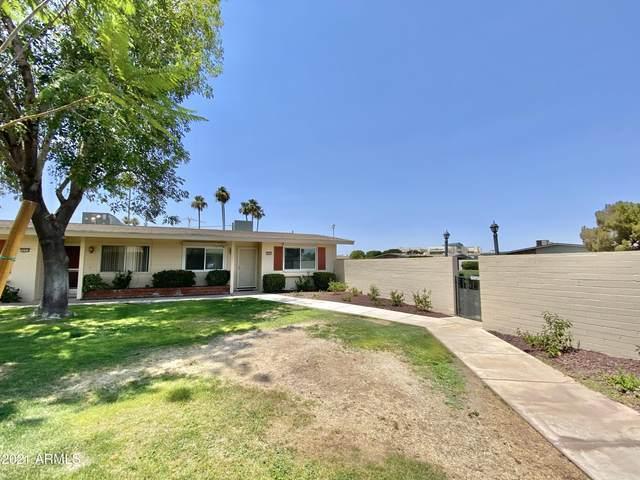 10555 W Coggins Drive, Sun City, AZ 85351 (MLS #6251013) :: The Luna Team