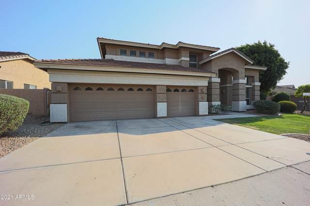 6545 W Robin Lane, Glendale, AZ 85310 (MLS #6251015) :: Yost Realty Group at RE/MAX Casa Grande