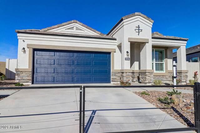 2371 N Wrigley Drive, Florence, AZ 85132 (MLS #6251026) :: Executive Realty Advisors
