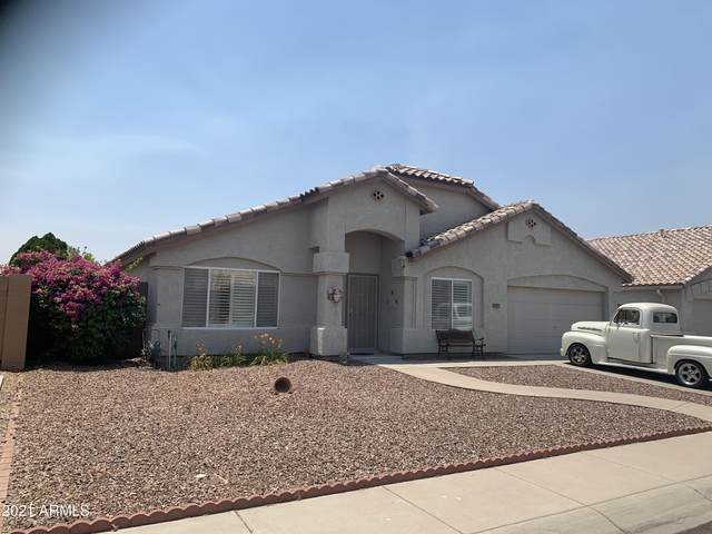 9227 W Lockland Court, Peoria, AZ 85382 (MLS #6251056) :: The Daniel Montez Real Estate Group