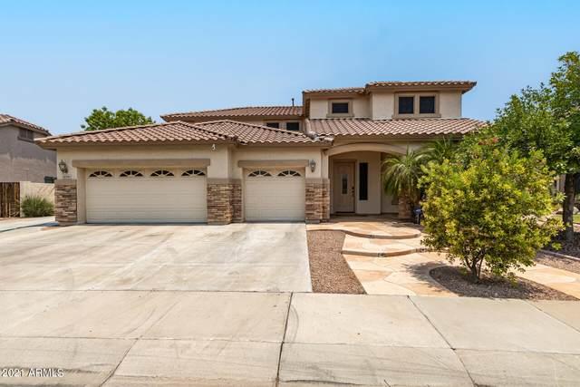 9709 S 46TH Drive, Laveen, AZ 85339 (MLS #6251067) :: Yost Realty Group at RE/MAX Casa Grande