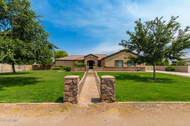 2842 E Horse Mesa Trail, San Tan Valley, AZ 85140 (MLS #6251071) :: Scott Gaertner Group