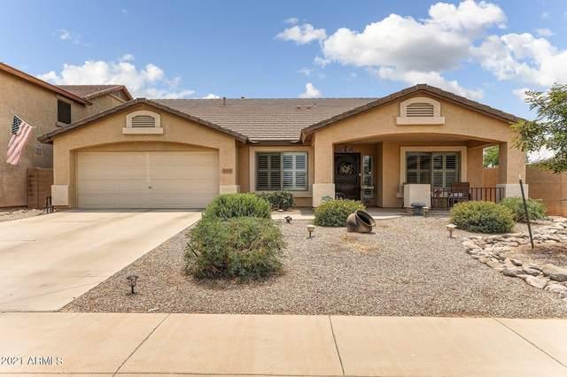4395 E Rose Quartz Lane, San Tan Valley, AZ 85143 (MLS #6251077) :: Arizona Home Group