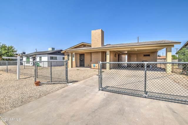 4808 S 21ST Street, Phoenix, AZ 85040 (MLS #6251083) :: The Luna Team