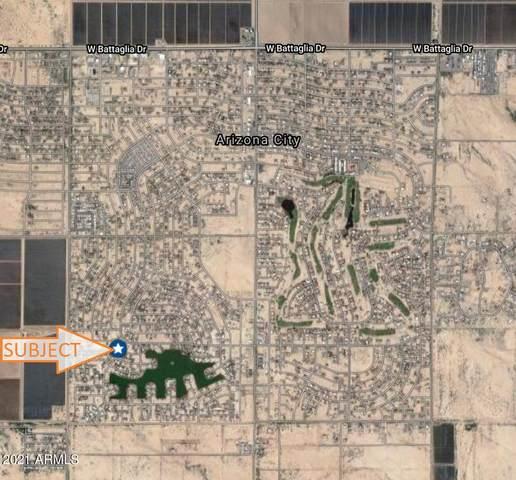 10819 W Torren Drive, Arizona City, AZ 85123 (MLS #6251095) :: Executive Realty Advisors