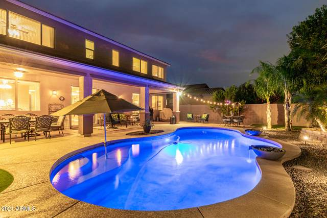 242 W Sweet Shrub Avenue, Queen Creek, AZ 85140 (MLS #6251097) :: Long Realty West Valley