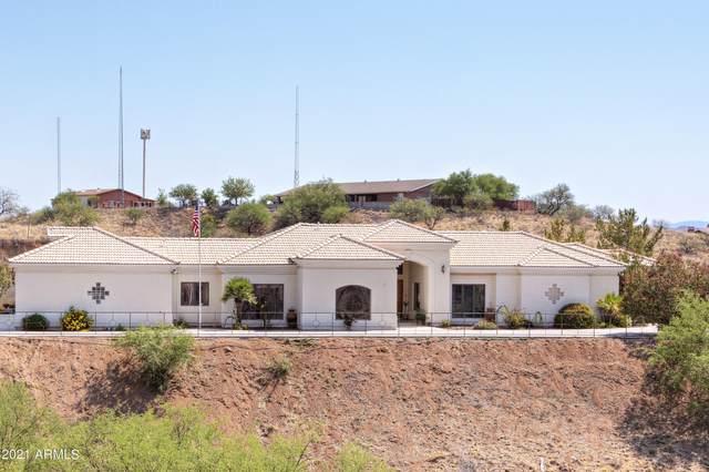 1040 W Mariposa Hills Drive, Nogales, AZ 85621 (MLS #6251113) :: Yost Realty Group at RE/MAX Casa Grande