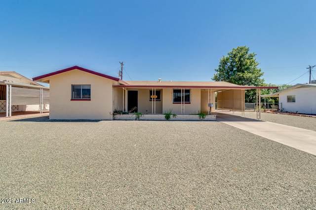 5509 E Butte Street, Mesa, AZ 85205 (MLS #6251122) :: Jonny West Real Estate