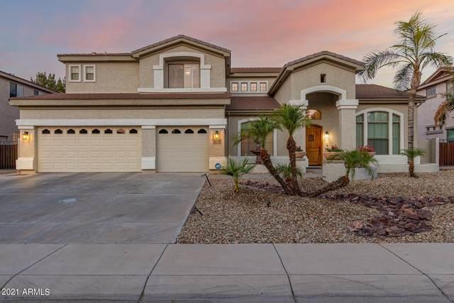 3039 S Larkspur Street, Gilbert, AZ 85295 (MLS #6251151) :: Klaus Team Real Estate Solutions