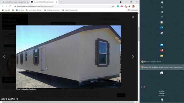 11766 N Allegro Road, Maricopa, AZ 85139 (MLS #6251171) :: Executive Realty Advisors