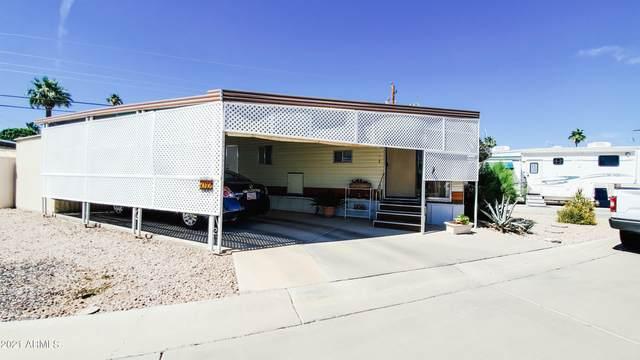 2512 E Main Street #102, Mesa, AZ 85213 (MLS #6251175) :: Long Realty West Valley