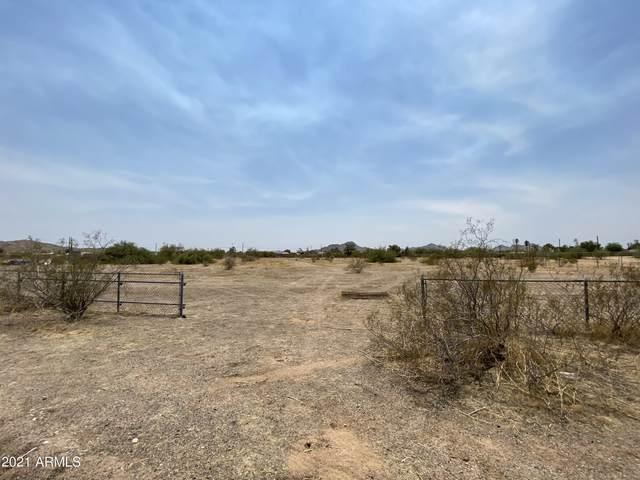 12XXX S Gopher Road, Buckeye, AZ 85326 (MLS #6251189) :: Executive Realty Advisors