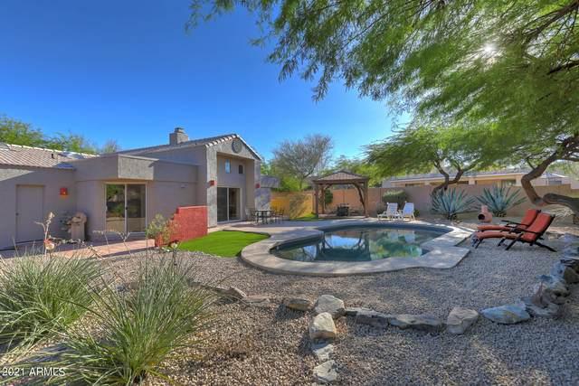 15912 E Kim Drive, Fountain Hills, AZ 85268 (MLS #6251191) :: Keller Williams Realty Phoenix