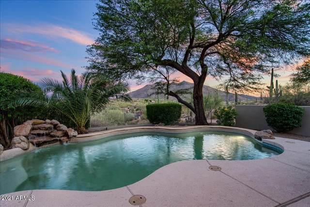 7366 E Rising Star Way, Carefree, AZ 85377 (MLS #6251198) :: Long Realty West Valley