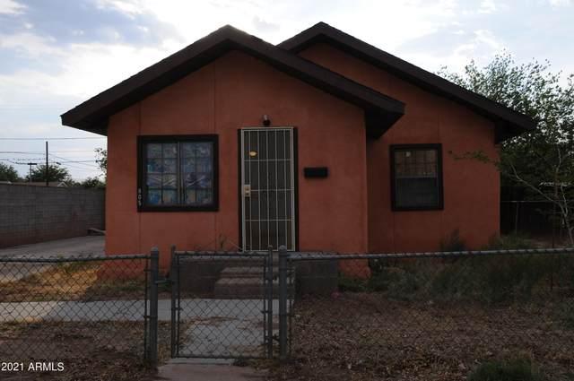 805 N Kinsley Avenue, Winslow, AZ 86047 (MLS #6251201) :: The Helping Hands Team