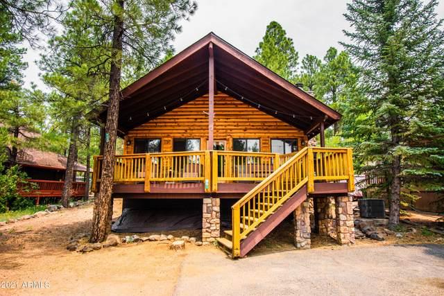 160 E Hillside Drive, Munds Park, AZ 86017 (MLS #6251202) :: Maison DeBlanc Real Estate