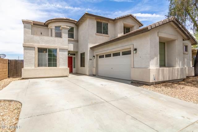 5734 W T Ryan Lane, Laveen, AZ 85339 (MLS #6251227) :: Yost Realty Group at RE/MAX Casa Grande