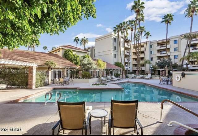 4200 N Miller Road #123, Scottsdale, AZ 85251 (#6251243) :: The Josh Berkley Team