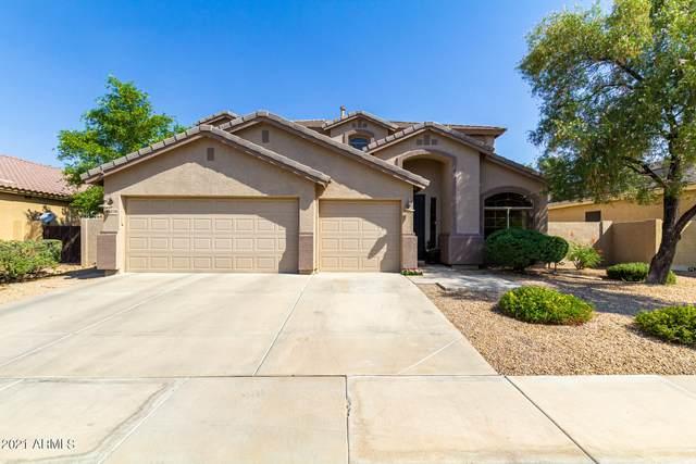 43278 W Venture Road, Maricopa, AZ 85138 (MLS #6251245) :: CANAM Realty Group