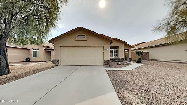 1314 S 220TH Drive, Buckeye, AZ 85326 (#6251254) :: The Josh Berkley Team