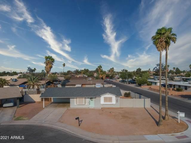 122 E Saguaro Street, Casa Grande, AZ 85122 (MLS #6251260) :: Selling AZ Homes Team