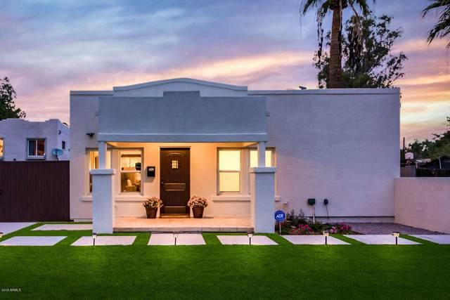 1050 E Whitton Avenue, Phoenix, AZ 85014 (MLS #6251277) :: Yost Realty Group at RE/MAX Casa Grande