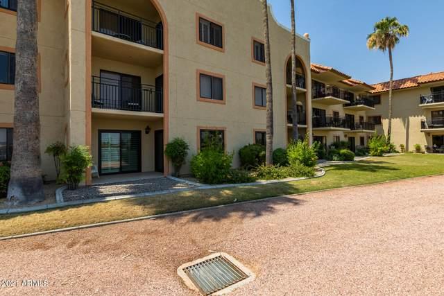 10330 W Thunderbird Boulevard B115, Sun City, AZ 85351 (MLS #6251282) :: CANAM Realty Group