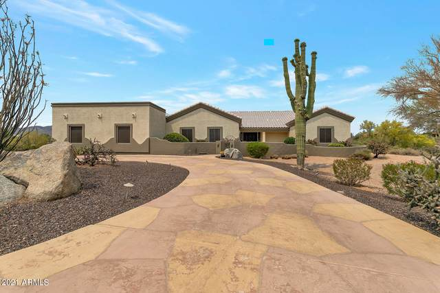 9234 E Lazywood Place, Carefree, AZ 85377 (MLS #6251295) :: Long Realty West Valley