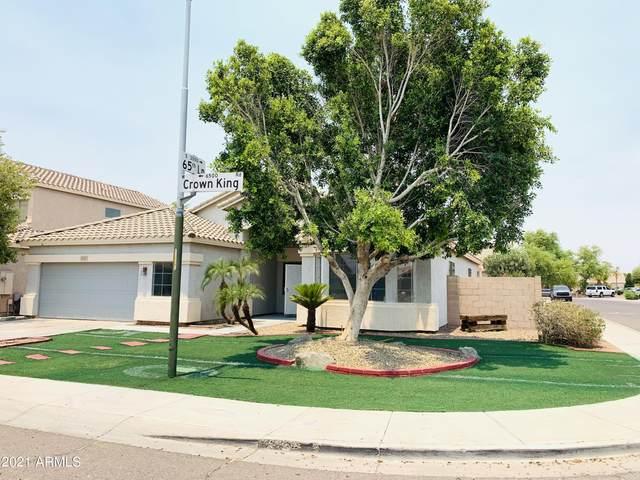 6546 W Crown King Road, Phoenix, AZ 85043 (MLS #6251305) :: Executive Realty Advisors