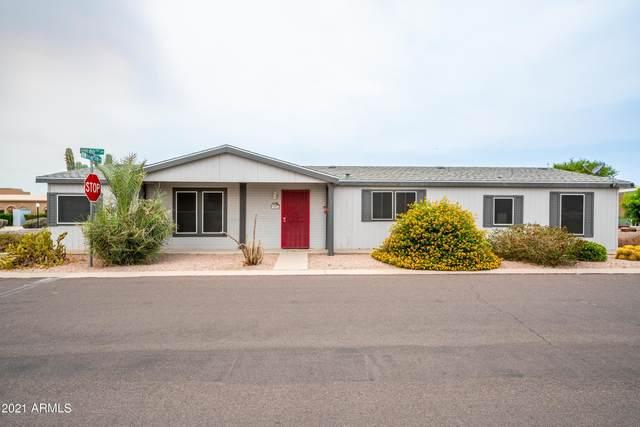 8500 E Southern Avenue #356, Mesa, AZ 85209 (MLS #6251319) :: Selling AZ Homes Team