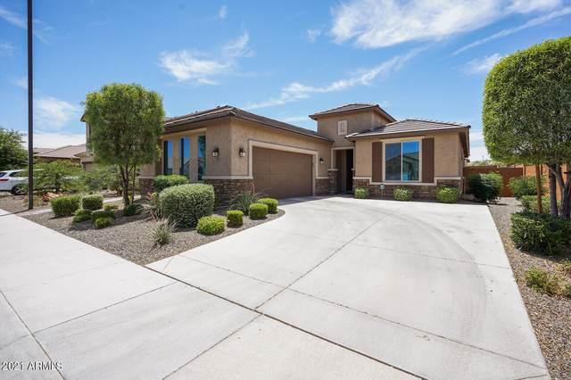 25955 W Tonto Lane, Buckeye, AZ 85396 (MLS #6251320) :: The Daniel Montez Real Estate Group