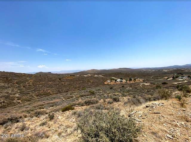 143B Wolfpack Trail, Mayer, AZ 86333 (MLS #6251323) :: Selling AZ Homes Team