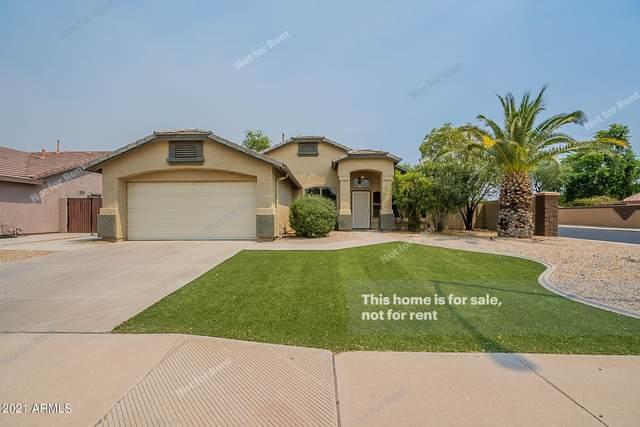 9527 E Plata Circle, Mesa, AZ 85212 (MLS #6251340) :: Elite Home Advisors