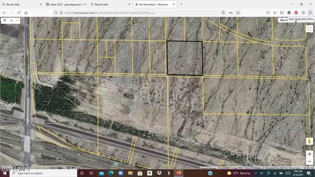 0 N Sun Valley Pkwy Parkway, Buckeye, AZ 85396 (MLS #6251345) :: Keller Williams Realty Phoenix