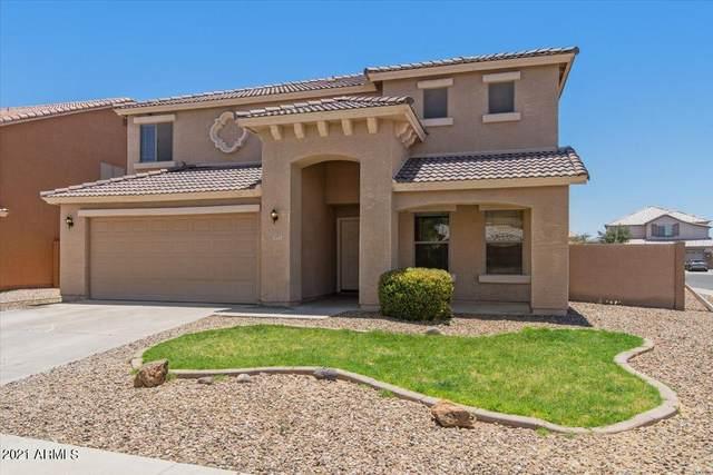 1577 E Jahns Drive, Casa Grande, AZ 85122 (MLS #6251363) :: Yost Realty Group at RE/MAX Casa Grande