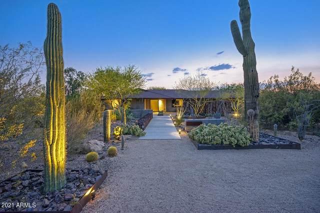 10230 N 64TH Place, Paradise Valley, AZ 85253 (MLS #6251382) :: Arizona Home Group